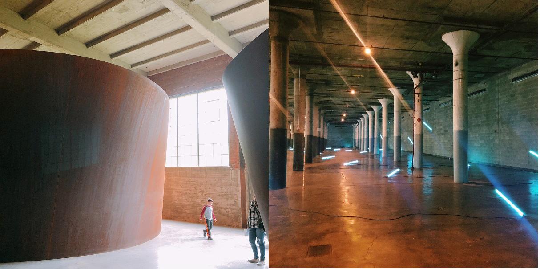 現代アート美術館 Dia:Beacon(ディアビーコン)1