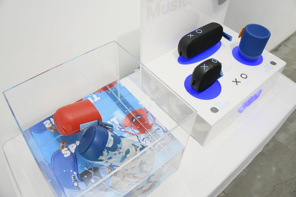 JAM Audio POP-UP STORE商品 HangUp ChillOut