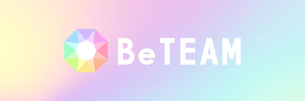 Be TEAMロゴ